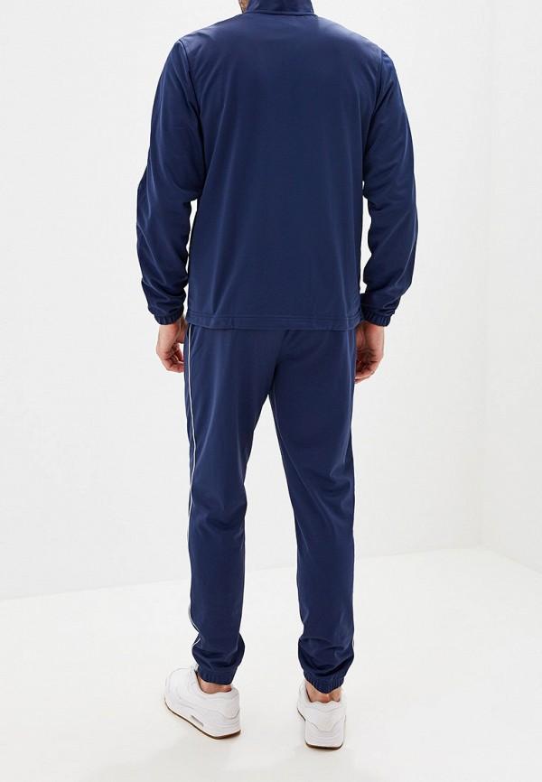 Фото 3 - Костюм спортивный Nike синего цвета
