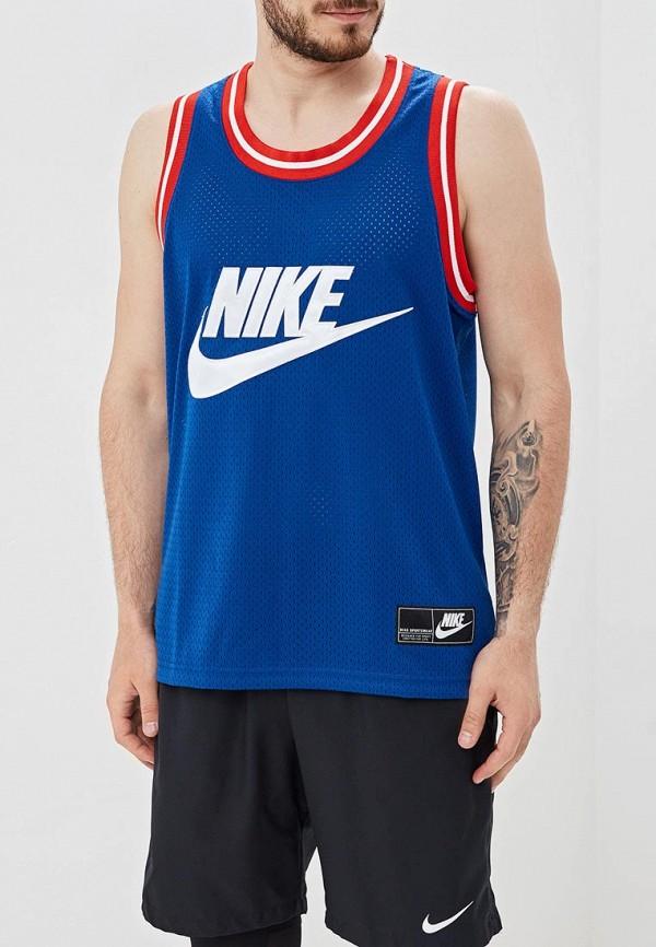 Майка спортивная Nike Nike NI464EMFLMO5 футболка спортивная nike nike ni464ewcmlg5