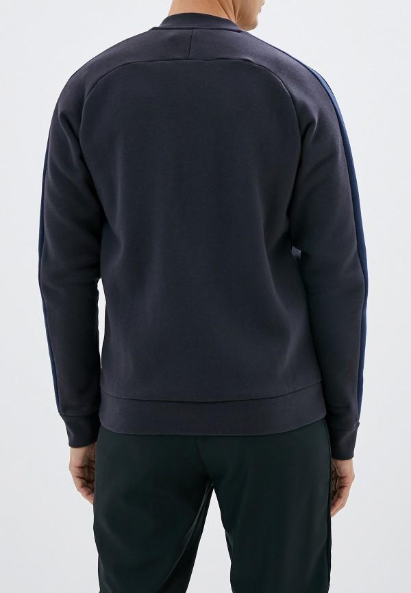 Фото 3 - Олимпийка Nike серого цвета