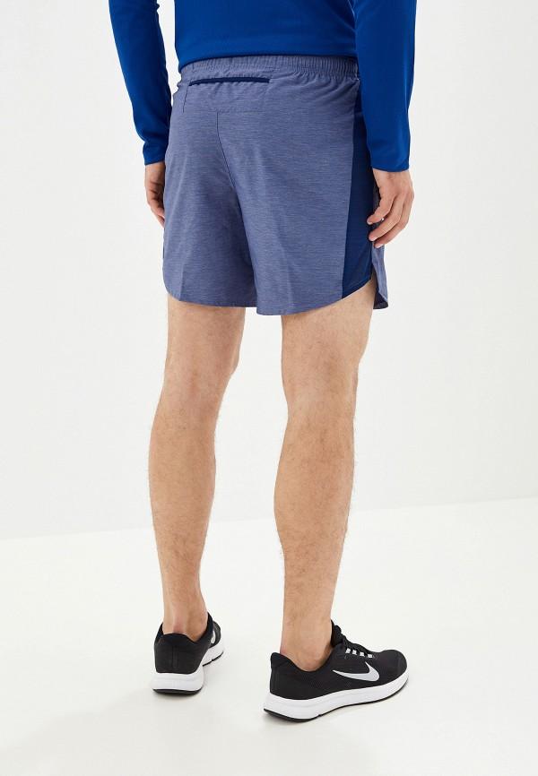 Фото 3 - Шорты спортивные Nike синего цвета