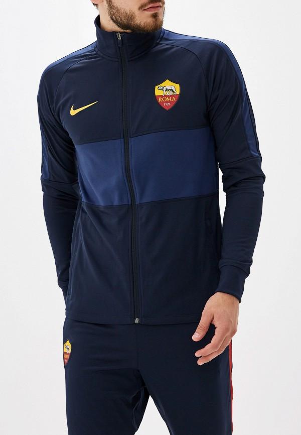 Фото 2 - Костюм спортивный Nike синего цвета