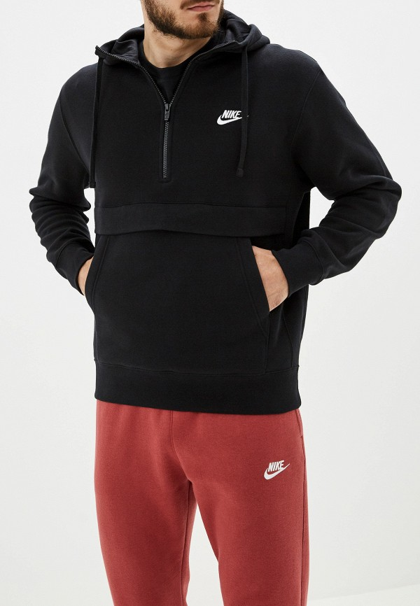 Худи Nike Nike NI464EMFNFG3 худи print bar skull gang