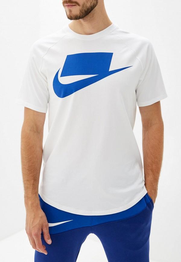 цена Футболка домашняя Nike Nike NI464EMFNFH0 онлайн в 2017 году