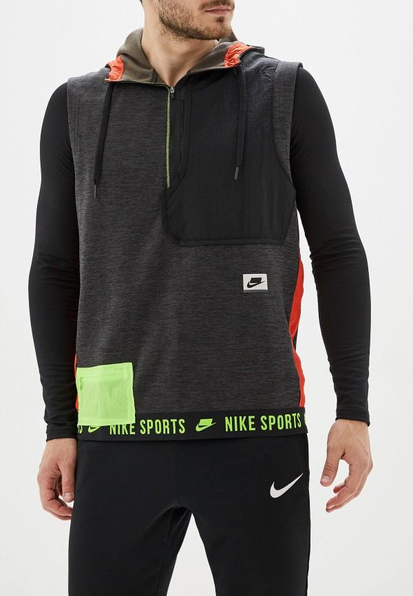 цена Худи Nike Nike NI464EMFNFJ3 онлайн в 2017 году