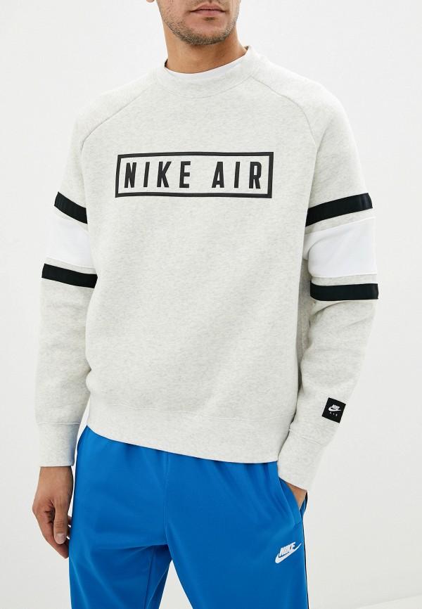 мужской спортивные свитшот nike, белый