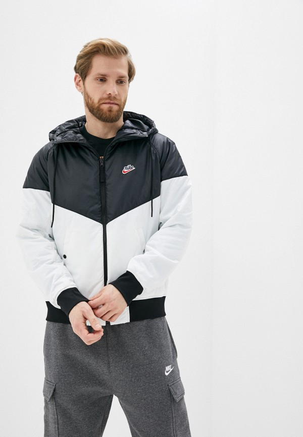 Куртка утепленная Nike Nike NI464EMHUBW1 куртка зимняя nike 2018 19 nike цвет черный