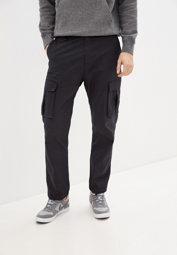 мужские брюки nike, серые