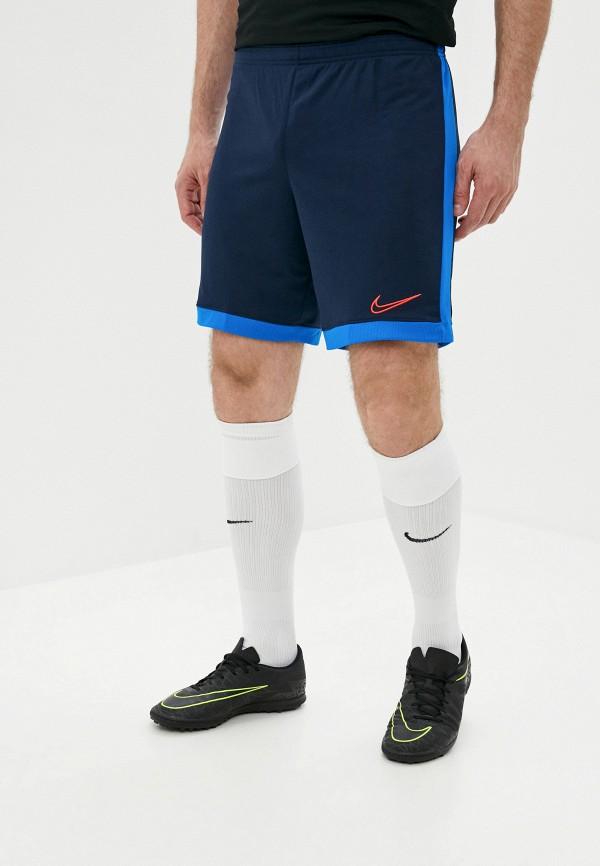 мужские спортивные шорты nike, синие