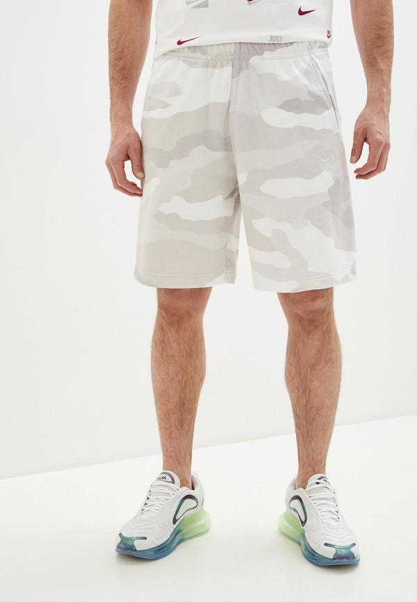 мужские шорты nike, серые