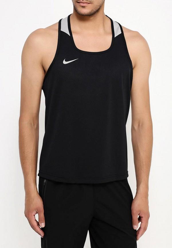 Купить Майка спортивная Nike, NIKE BOXING TANK, ni464emjnf30, черный, Осень-зима 2018/2019