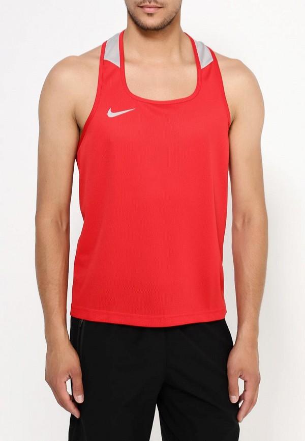 Купить Майка спортивная Nike, NIKE BOXING TANK, ni464emjnf32, красный, Осень-зима 2018/2019