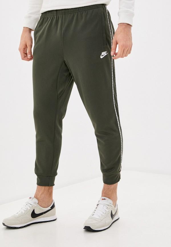 мужские брюки nike, хаки