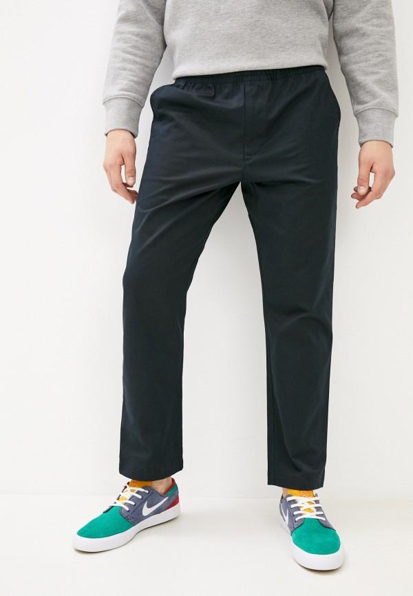 мужские брюки джоггеры nike, черные