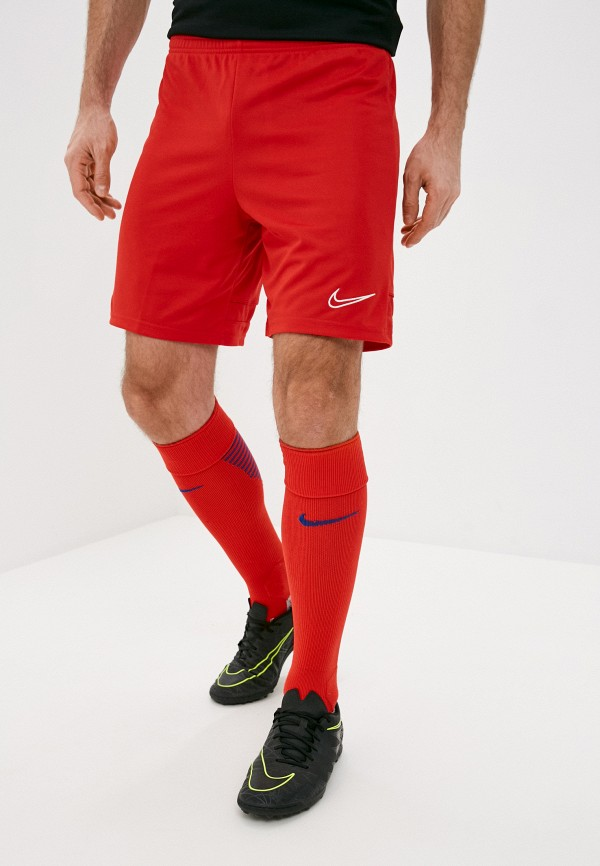 мужские спортивные шорты nike, красные