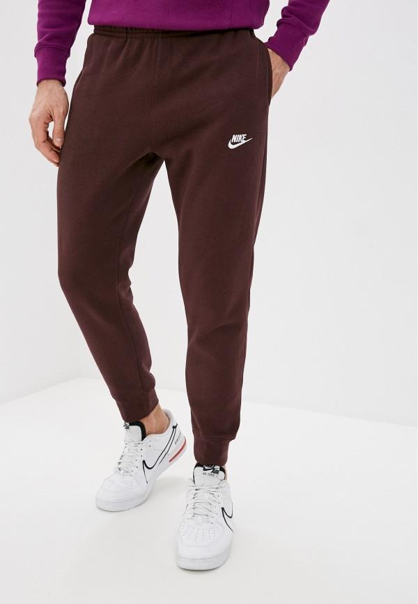 мужские спортивные брюки nike, коричневые