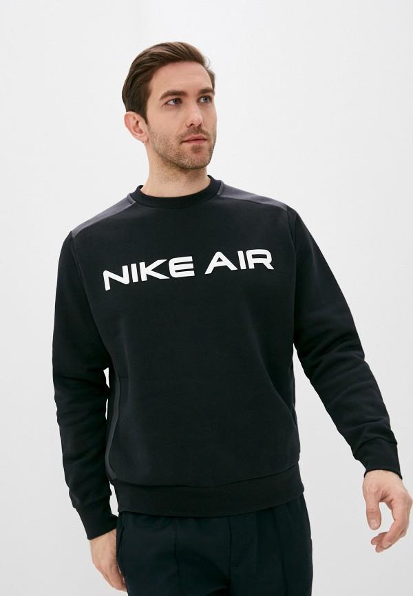 мужской спортивные свитшот nike, черный