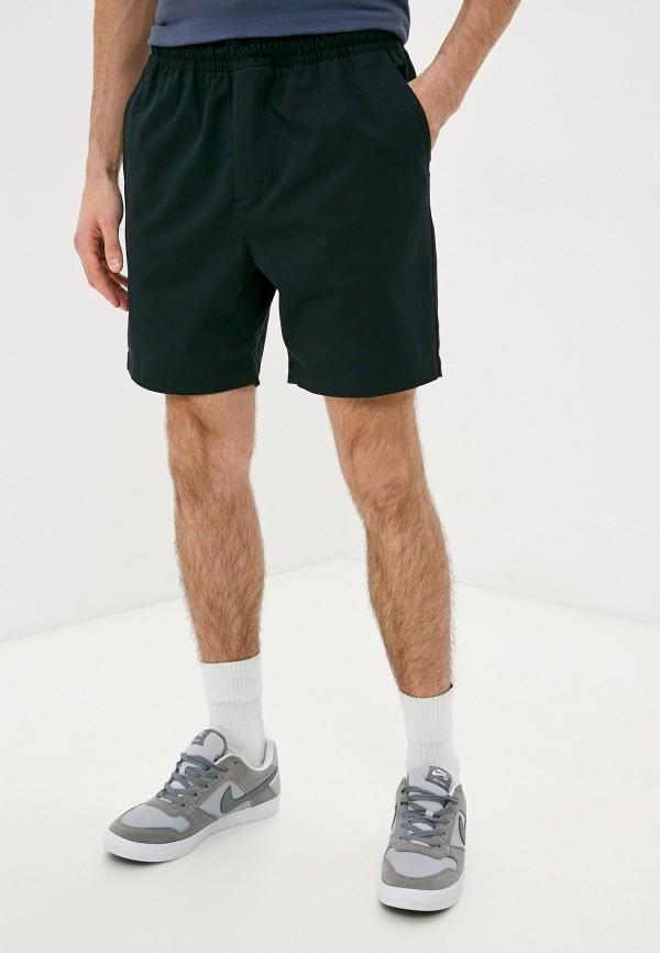 мужские повседневные шорты nike, черные