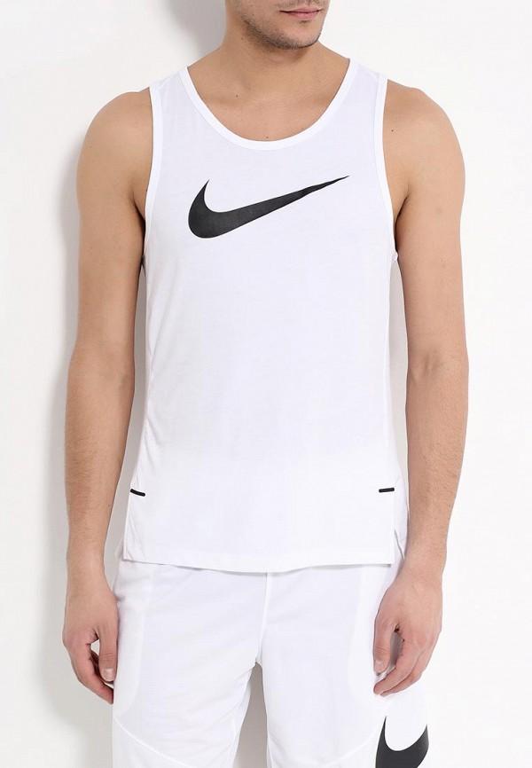 Купить Майка спортивная Nike, M NK BRTHE TOP SL ELITE, ni464empkm78, белый, Осень-зима 2017/2018