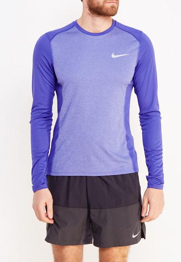 Лонгслив спортивный Nike Nike NI464EMUGM18 цена 2017