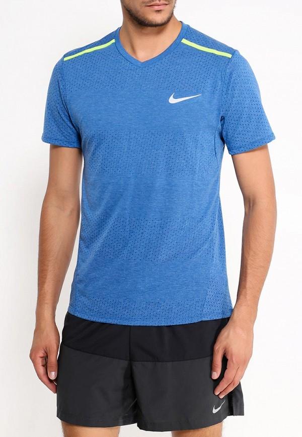 Футболка спортивная Nike Nike NI464EMUGO37 футболка nike nike ni464emaacl8