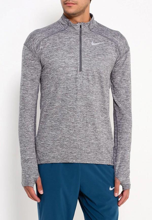 Лонгслив спортивный Nike Nike NI464EMUGP45 лонгслив nike nike ni464emuha26