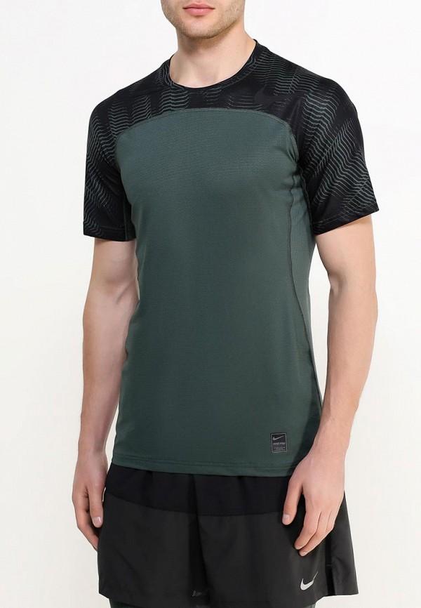 Футболка спортивная Nike Nike NI464EMUGP76 футболка компрессионная nike nike ni464emugu47