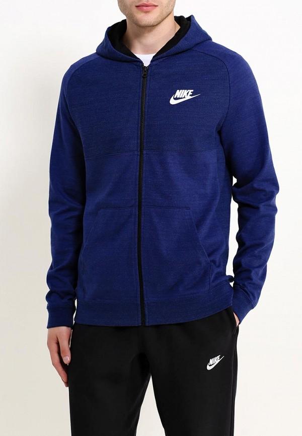 Толстовка Nike Nike NI464EMUGR28 толстовки nike толстовка nike tribute track jacket