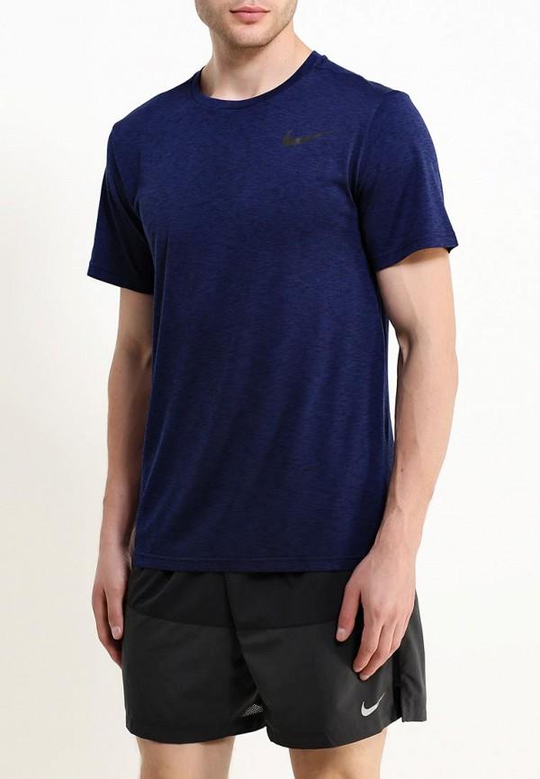Футболка спортивная Nike Nike NI464EMUGS80 футболка спортивная nike nike ni464emuao31