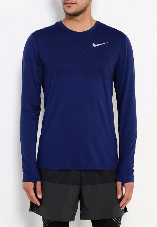 Лонгслив спортивный Nike Nike NI464EMUGS92