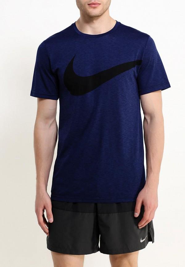 Футболка спортивная Nike Nike NI464EMUGT32 футболка компрессионная nike nike ni464emugu47