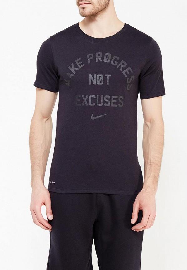 Футболка Nike Nike NI464EMUGW76 футболка nike цвет мятный