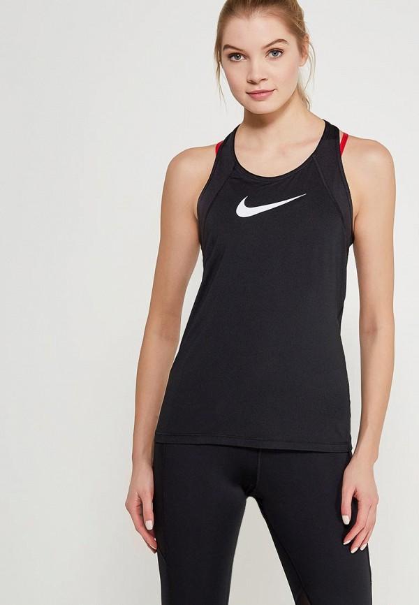 Фото - Майку спортивная Nike черного цвета