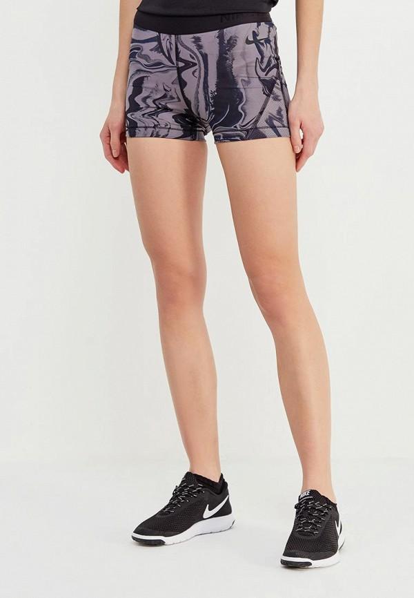 Шорты компрессионные Nike Nike NI464EWAAES9 юбка шорты nike nike ni464ewpkv30