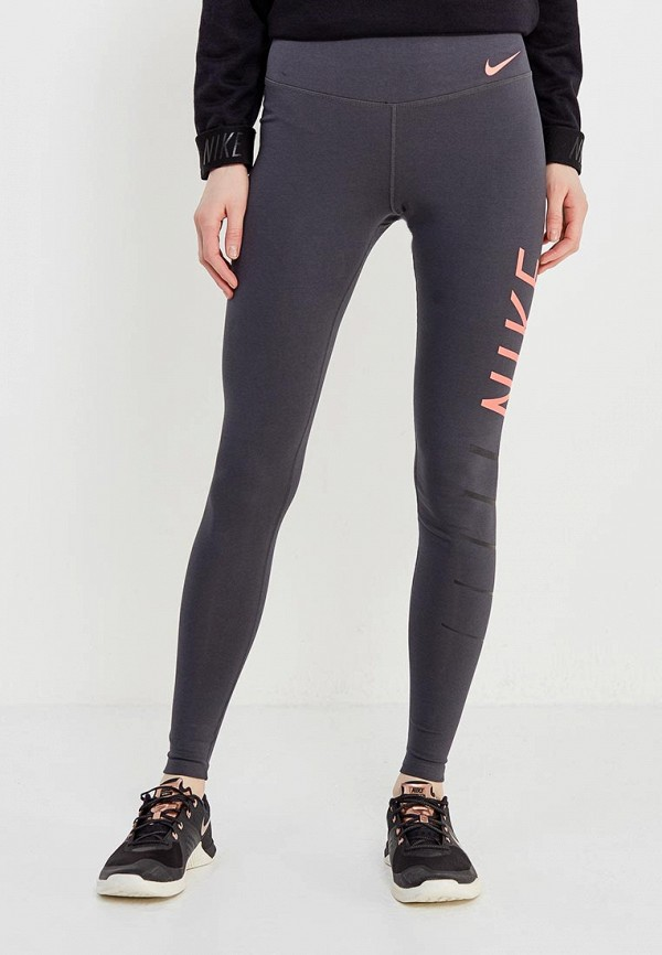 Купить Тайтсы Nike, Women's Nike Power Training Tights, ni464ewaaey0, серый, Весна-лето 2018