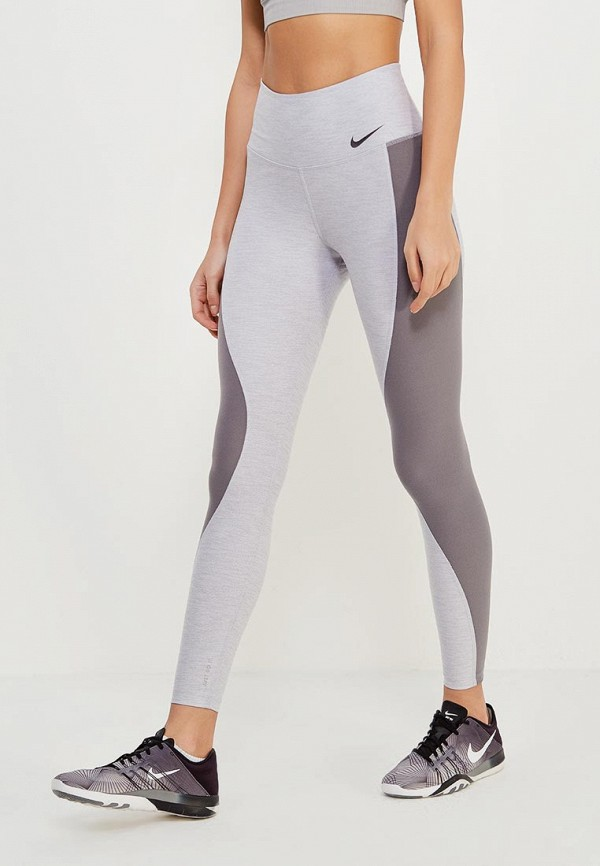 Тайтсы Nike Nike NI464EWAAFA5 тайтсы nike nike ni464ewuhe36