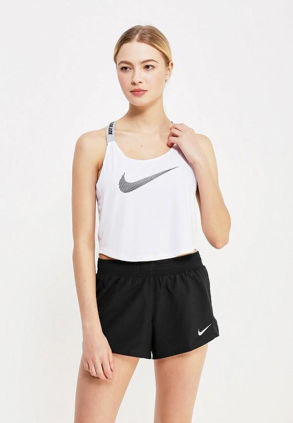 Купить Майка спортивная Nike, W NK DRY TANK ELASTIKA GRX, ni464ewaafe7, белый, Весна-лето 2018