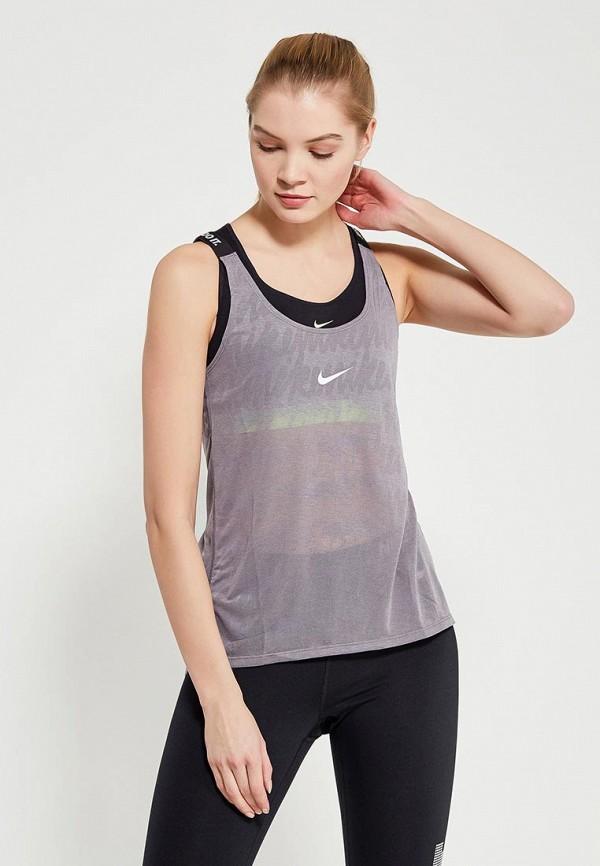 Майка спортивная Nike Nike NI464EWAAFF1 майки спортивные everlast майка спортивная