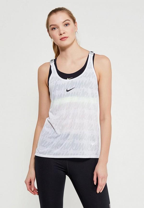 Майка спортивная Nike Nike NI464EWAAFF2 майка спортивная nike nike ni464ewuhd96