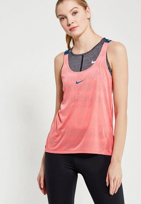 Майка спортивная Nike Nike NI464EWAAFF5 футболка спортивная nike nike ni464ewcmlg5