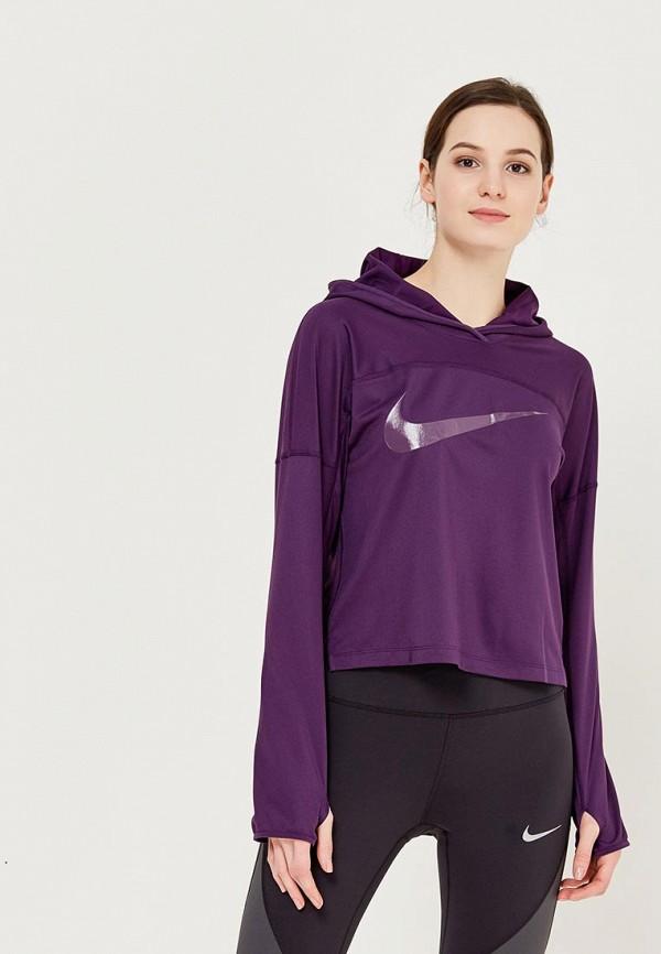 Худи Nike Nike NI464EWAAHF9 худи print bar гладкое море
