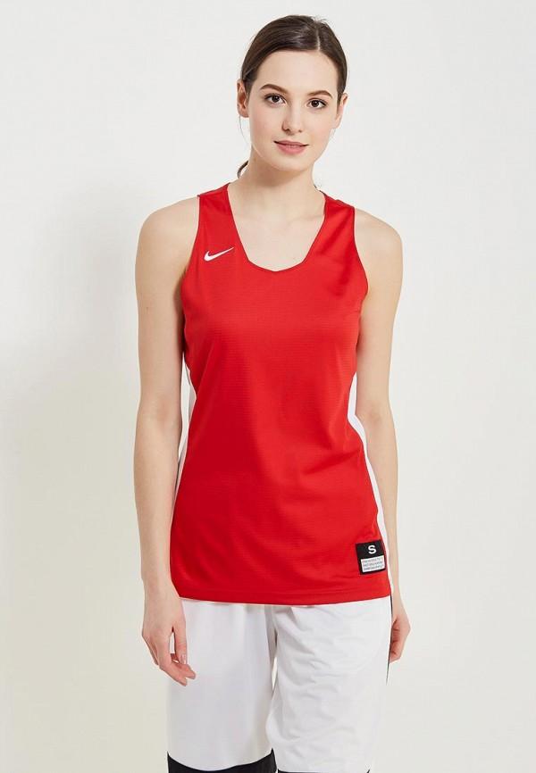 Купить Майка спортивная Nike, W NK TANK REVERSIBLE, ni464ewaian1, разноцветный, Весна-лето 2018