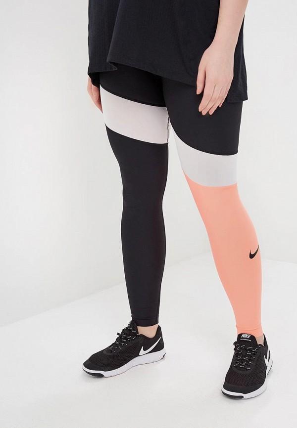 Тайтсы Nike Nike NI464EWBBLC7 тайтсы nike nike ni464embwhq2