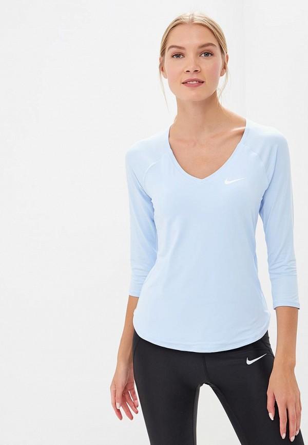 Лонгслив спортивный Nike Nike NI464EWBWIV3 женский спортивный костюм nike nike цвет голубой