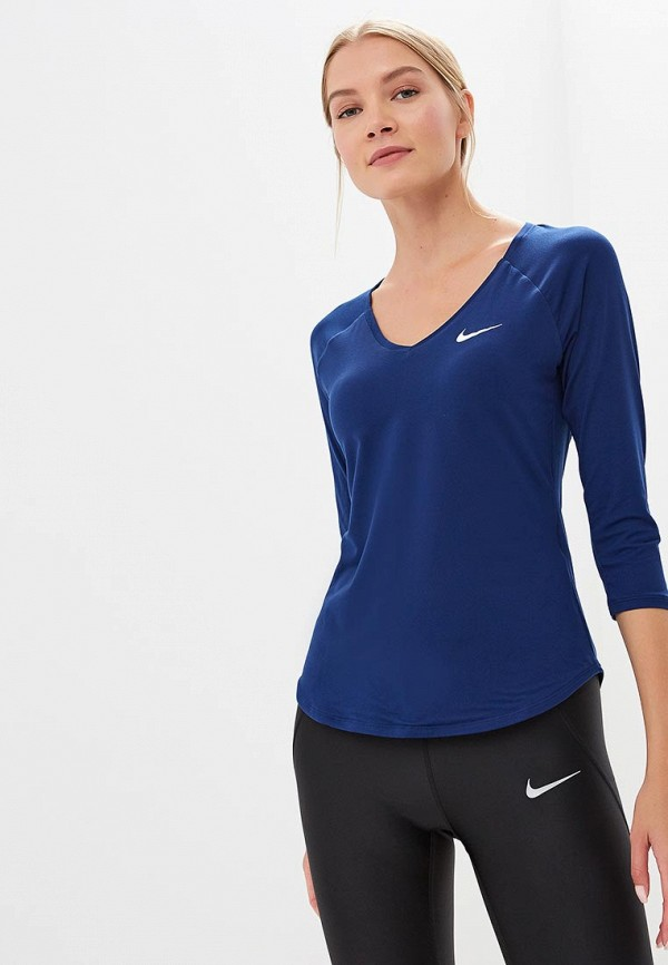 Лонгслив спортивный Nike Nike NI464EWBWIV4 женский спортивный костюм nike nike цвет голубой