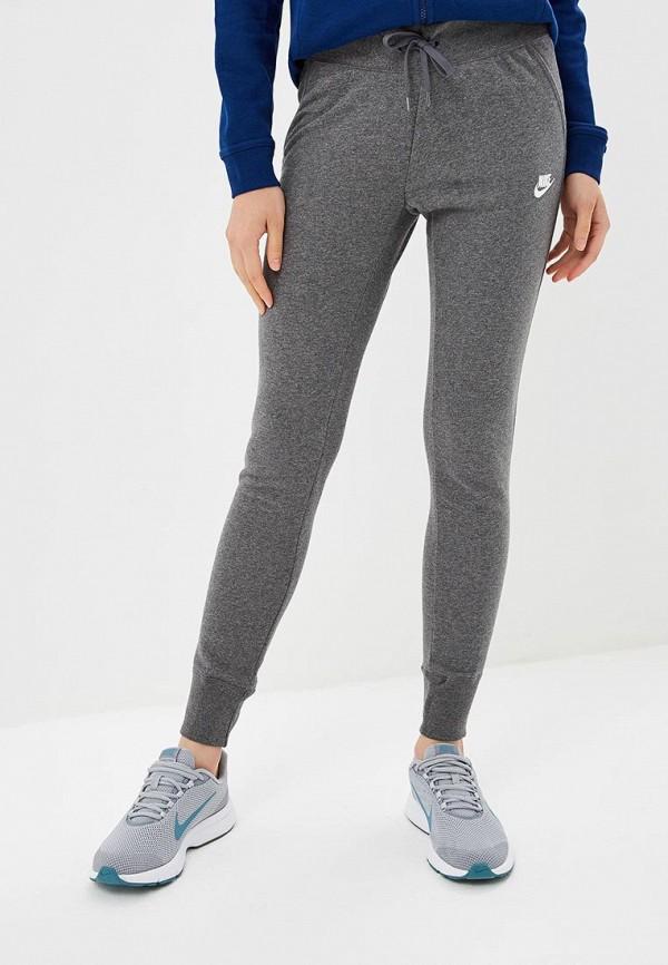 Купить Брюки спортивные Nike, Women's Nike Sportswear Pant, ni464ewbwiv9, серый, Осень-зима 2018/2019