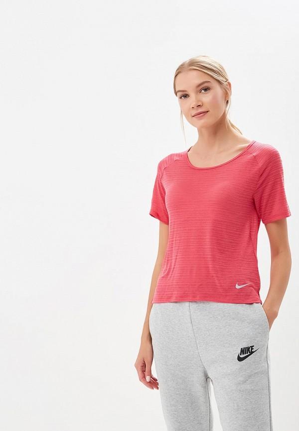 Футболка спортивная Nike Nike NI464EWBWJC6 футболка спортивная nike nike ni464ewcmlg5