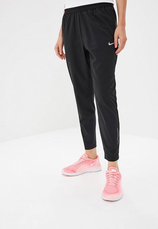 Купить Брюки спортивные Nike, W NK ESSNTL PANT 2 7_8, NI464EWBWJF3, черный, Осень-зима 2018/2019