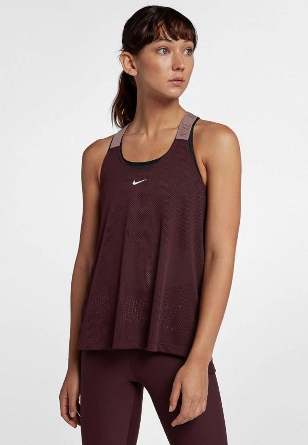 Майка спортивная Nike Nike NI464EWBWJN5 майка спортивная nike nike ni464ewbwjn5