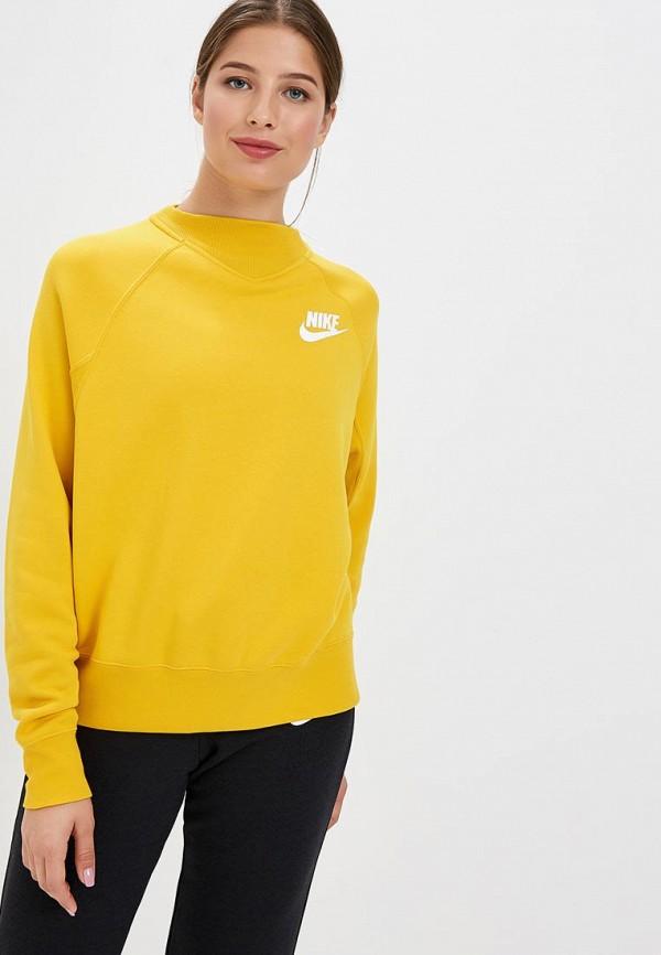 купить Свитшот Nike Nike NI464EWBWJQ1 по цене 3990 рублей