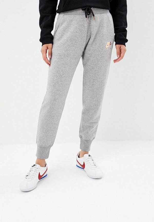 Купить Брюки спортивные Nike, Nike Sportswear Women's Fleece Pants, ni464ewbwjr7, серый, Осень-зима 2018/2019